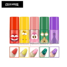CELLEANSER Larva Pure Peel Off Nail Set 5items [LARVA Limited Edition]